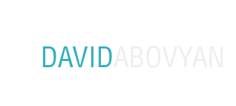 David Abovyan Mobile Logo